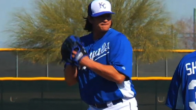 Mendoza looks sharp in Minor League game