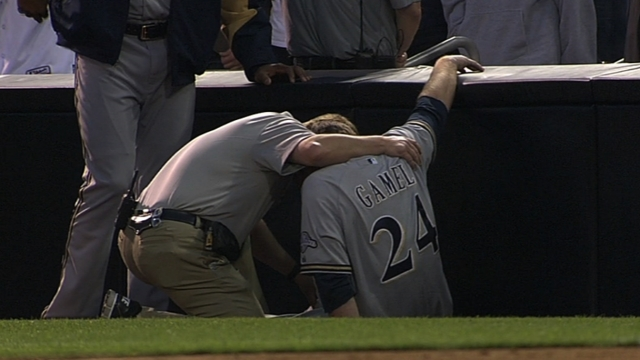 Gamel to miss 2013 season after reinjuring knee