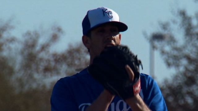 Shields taking on leadership role with Royals