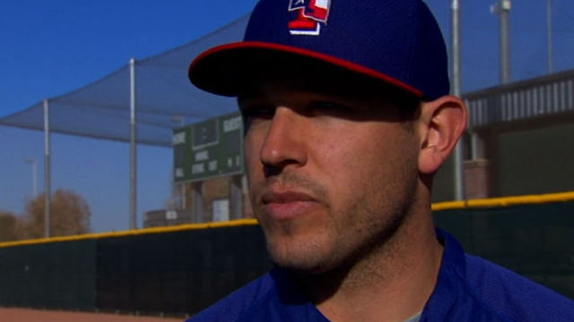Kinsler's spring features new faces, healthy ankle