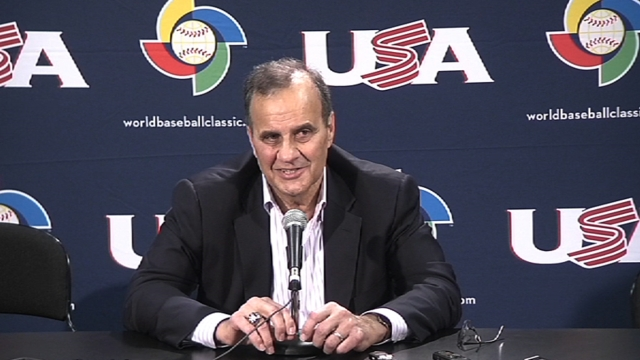 Leading Team USA an emotional endeavor for Torre