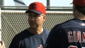 Antonetti, Francona excited