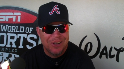 Chipper set for ceremonies on Friday