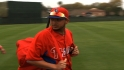 Galvis prepares for 2013 season