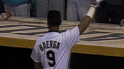 With Baerga, Indians bring 'soul' into Hall of Fame