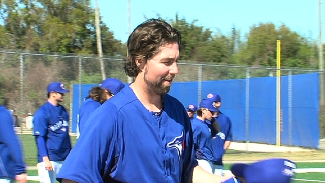 Blue Jays feeling excitement of revamped roster