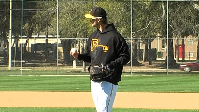 Burnett honored to be chosen for Opening Day start