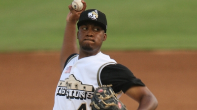 Sampson named Texas League Pitcher of the Week
