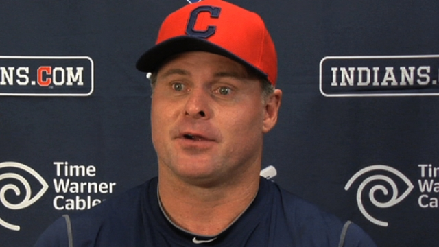 Tribe's need for catching help keeps Giambi on DL