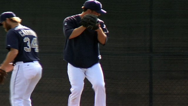 Padres' Renteria ready to skipper Team Mexico