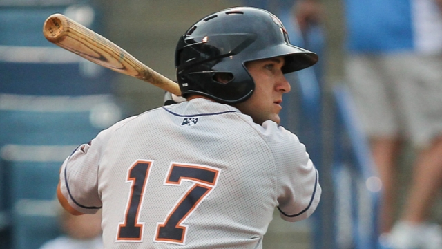 Prospect Collins continues to hit at Double-A