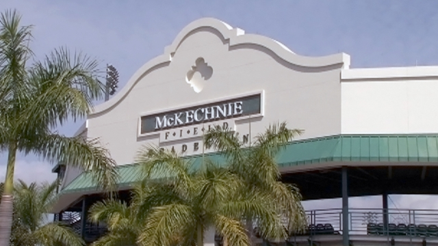 Pirates, Marauders to play at renovated McKechnie