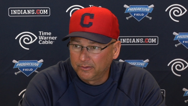 Francona's energy reflects throughout clubhouse