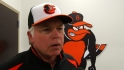 O&#039;s having positive spring camp