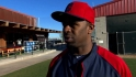 Bourn happy to land in Cleveland