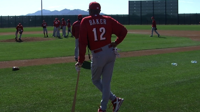 Reds offense racks up 18 hits in second spring game