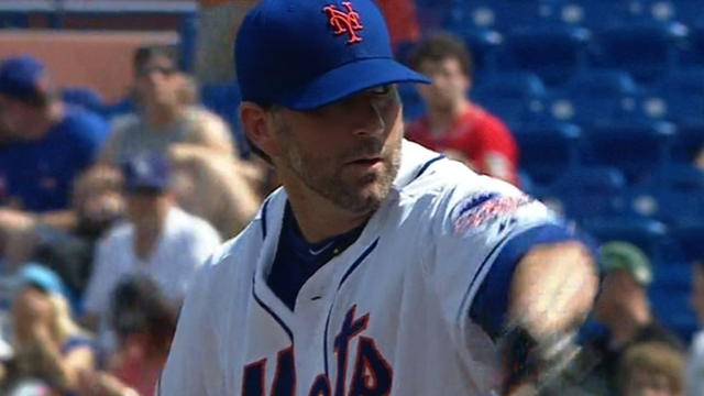 Marcum set to make Mets debut Saturday