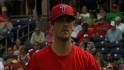 Hamels&#039; spring debut