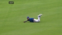 Melky's diving catch