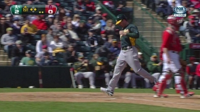 A's Notebook: March 4, 2013