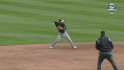 Sizemore&#039;s diving stop