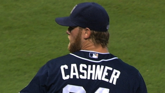 Richard scratched with flu; Cashner starts