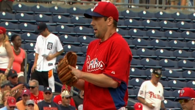 Lee likes Phillies' chances with key players healthy