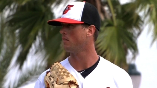 Matusz states starting case with dominant outing