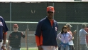 McTaggart talks from Astros camp