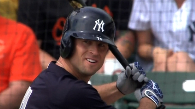 Gardner collects three hits as Yanks fall to O's