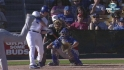 Wallach's game-tying RBI single