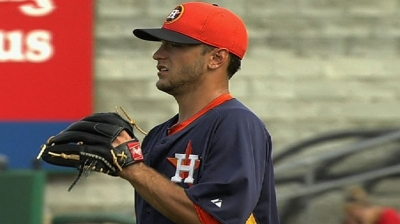 Cosart's callup could be first of many for Astros