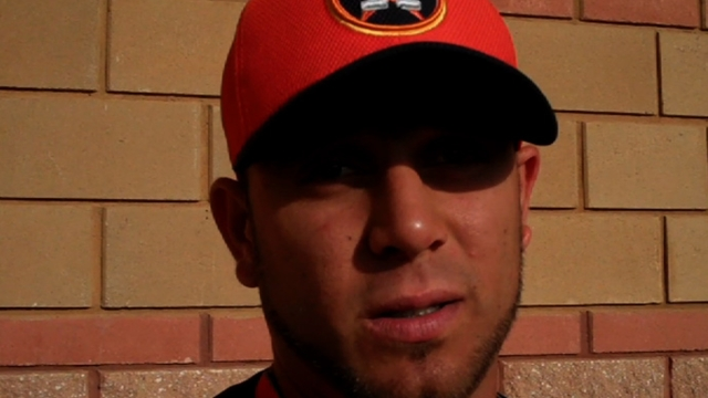 After tragedy, Martinez gets second chance with Astros