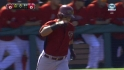 Parra's monster two-run shot