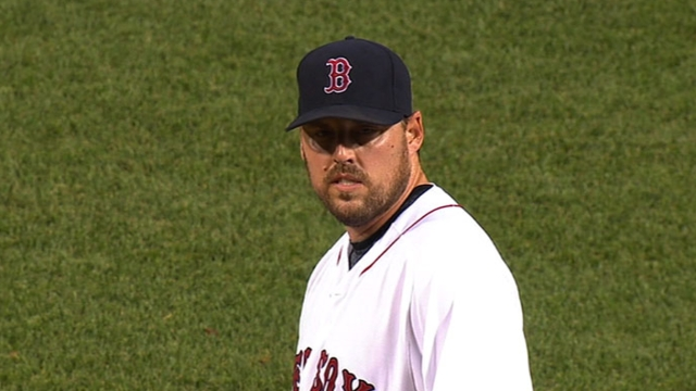 Lackey fires three shutout frames in Sox's win