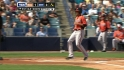 Pearce&#039;s RBI double