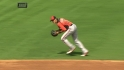 Flaherty's impressive play