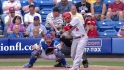 Molina's two-run double