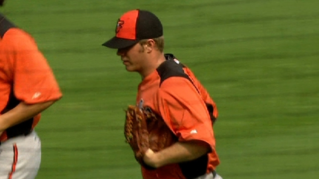O's option top prospect Bundy to Double-A