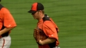 Bundy's scoreless relief