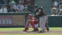 Pill&#039;s RBI triple
