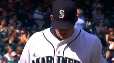 Vasquez's good start highlights Mariners' winter action