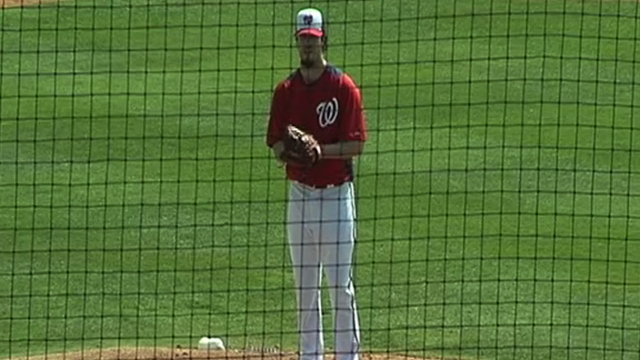 Haren solid in first Grapefruit action as Nats fall