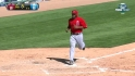 Wells&#039; RBI single