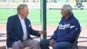 Scully chats with Koufax