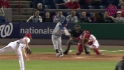 Quintanilla's RBI double