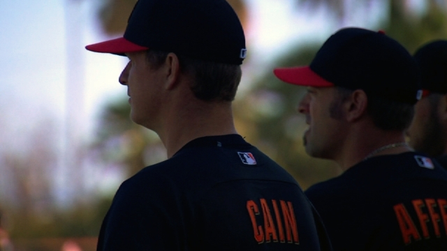Cain unsatisfied with outing as season approaches