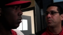 Chapman on first spring start