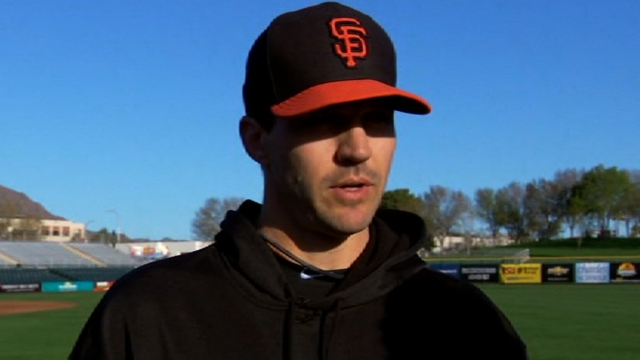 Zito working to eliminate spring inconsistencies