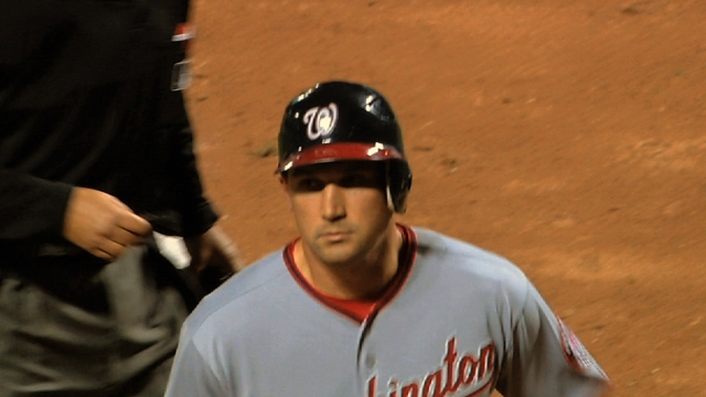 Zimmerman returns to formidable Nats lineup